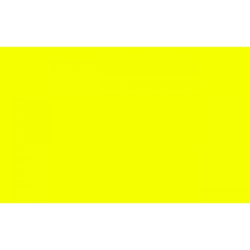 peinture fluo jaune