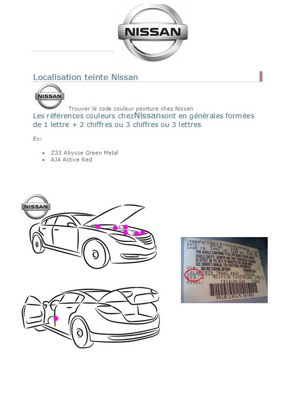 Nissan - Color Live