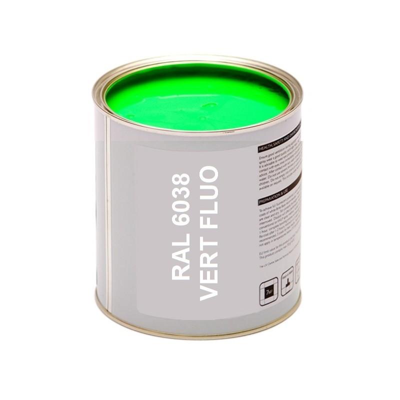 Peinture fluo jaune for Peinture fluorescente exterieur